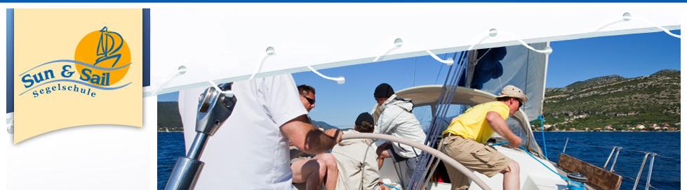 Segelschule Sun & Sail -- Segeltörn Segeln Mitsegeln Mallorca - Teneriffa - Ostsee - Yachtcharter